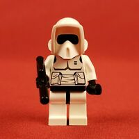Genuine Lego 7128 Star Wars Scout Trooper Minifigure
