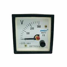 Volt Meter 99T1 99T1-V Df-48 120v 240v Ac 300v Max Panel Diesel Gas Generator