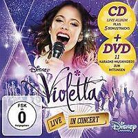 Violetta - Live In Concert - Deluxe Edition (Der Original-... | CD | Zustand gut