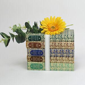 The Companion Book Club Collection - (1953 - 1964). 5 Decorative Vintage Books.