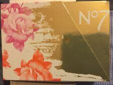 No7. Beautiful Blossom Gift Box Includes mascara, primer, shadow