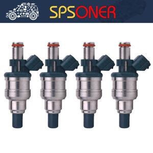 4PCS 195500-2350 High quality Fuel Injector Nozzle for Suzuki Esteem 1.6L