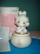 Precious Moments You Are The End Of My Rainbow #C0114 Pot Of Gold New!