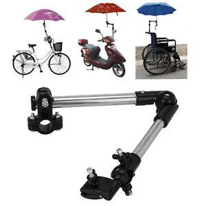 Schirmhalter Auto Schirmständer Fahrrad Rollstuhl Rollator Angeln Sonnenschirm
