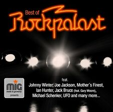 BEST OF ROCKPALAST  2 CD NEW! JOHNNY WINTER/JOE JACKSON/MOTHER'S FINEST/+