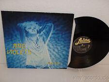 MAD VIOLETS World of LP Lolita 5046 (1986) NM France pressing Goth rock