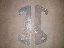 Tanco weld on loader brackets/linkages for Tele-handler/front loader.