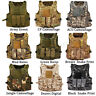 Unisex Adjustable Tactical Military Airsoft Molle Combat Police Army Plate