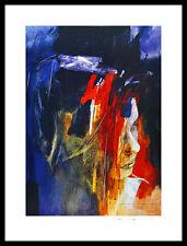 Christine Comyn des odalisques I poster image Art pression dans le cadre alu noir 80x60cm