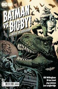 Batman Vs Bigby #2 - Bagged & Boarded