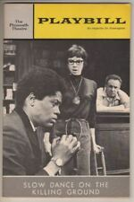 """""""Slow Dance On The Killing Ground""""   Playbill  BROADWAY  1964  George Rose"""