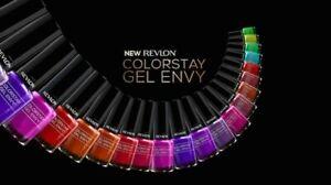 Lot of 2 Revlon Colorstay Gel Envy Nail Polish; **Choose your Color**