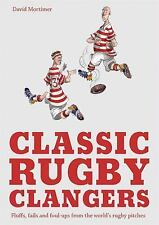 RUGBY'S MOST EMBARRASSING MOMENTS - NEW PAPERBACK BOOK