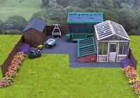 Garden buildings and accessories - OO/HO Building plastic kit Wills SS92