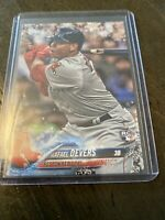 2018 Topps Holiday Rafael Devers RC  No. HMW67 Red Sox