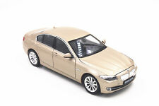 1:24 Welly BMW 535i Diecast Model Car Vehicle Gold