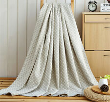 gauze blanket pure cotton blankets throws breathable towel blanket full queen