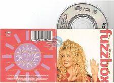 "FUZZBOX pink sunshine CD SINGLE 8cm 3""inch"