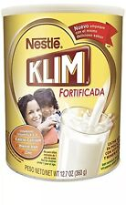 Nestle Klim Instant Fortificada Dry Whole Milk Powder, 12.7 Ounce-USA SELLER