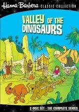 VALLEY OF THE DINOSAURS (2PC) Region Free DVD - Sealed