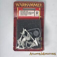 Metal Saurus Temple Guard Blister - Warhammer Age of Sigmar C77