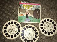 Popeye's Fun B527 Viewmaster Reels Vintage 3 Reels GAF