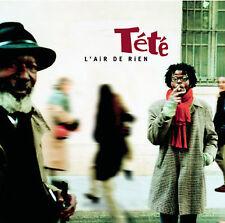 L'Air de Rien by Tété (CD, Jan-2001, Sony/Epic)
