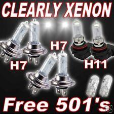 Deselezionare Xenon Lampadine BMW 1 SERIES 04 + h7h7h11