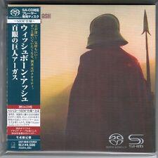 Sealed! WISHBONE ASH Argus JAPAN DSD SHM-SACD Ltd UIGY-9046 w/Mini-LP Sleeve+OBI
