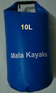 10L WATERPROOF DRY BAG - KAYAK CANOE SURF SKI BOAT- PHONE CAMERA CAMPING