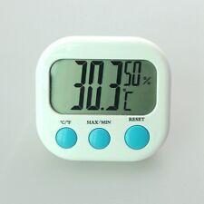 Digital LCD Indoor Thermometer Hygrometer Gauge Temperature Humidity Meter