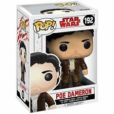 Pop Vinyl Star Wars The Last Jedi Poe Dameron