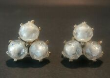 STUNNING VINTAGE CLIP ON  EARRINGS BY CORO