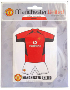 Official Manchester United Car Window Sticker