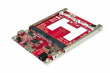 """EXSYS ex-3680 - USB 3.1 (Gen2) a mSATA RAID 0/1 con 2.5"""" Marco de montaje (7mm)"""