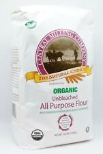 1 BAG Central Milling Organic Wheat Flour 10 LBS exp 04/2021