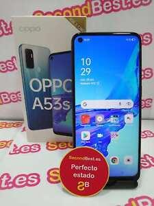 Smartphone OPPO A53s CPH2135 4GB / 128GB Electric Black Segunda Mano