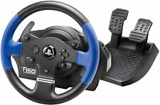 Thrustmaster T150 Force Feedback (PS4 / PS3 / PC) Racing Simulator Wheel Pedals