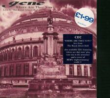 Gene(CD Single)Where Are They Now? Live-