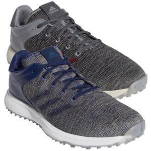 Adidas Men's S2G Spikeless Golf Shoes • 1-Year Waterproof Warranty • NEW