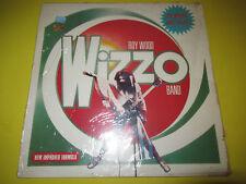 ROY WOOD WIZZO BAND - SUPER ACTIVE LP UK PRESS