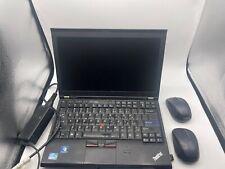 Lenovo ThinkPad X220 Laptop - 2.6GHz i5-2540M 4GB 300GB  win 7 read