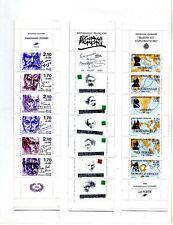 France Complete Booklet Assortment