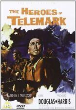 The Heroes of Telemark 1965 History Kirk Douglas DVD Region 2
