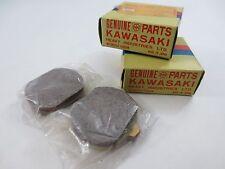 NOS KAWASAKI KZ1000 Front Brake Pad Set 77-78