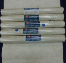Faux Texture Beige Wallpaper Prepasted #Zn12741Tx (Lot of 5 Double Rolls)
