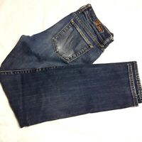 Women's Kut From the Koth Jeans Size 6, Straight Leg, Dark Wash
