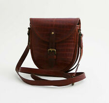 Mulberry Saddle Bag Congo Leder Tasche Top Zustand Schultertasche Shoulder Bag