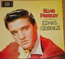 *NEW* CD Soundtrack - Elvis Presley - King Creole (Mini LP Style Card Case)