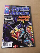 Captain America (vol3) 10 .  Marvel 1998 -   VF - minus